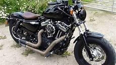 2015 Harley Sportster 48 Mods Walkaround