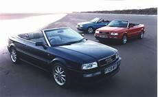 review audi b4 cabriolet 1993 99