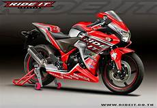 Cbr Modif by New Cbr 150r Modifikasi Thecitycyclist