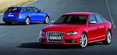 b8 audi s4 sedan and avant unveiled