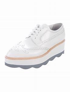 Brogue Platform Oxfords prada brogue platform oxfords shoes pra164369 the