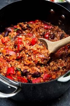 Easy Vegan Chilli Carne Wallflower Kitchen