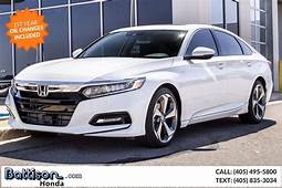 2019 Honda Accord Touring 20T Oklahoma City OK 27739722