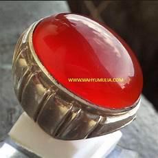 Cara Tes Keaslian Batu Bacan Obi Merah Wahyu Mulia