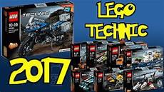 Nuovi Sets Lego Technic 2017