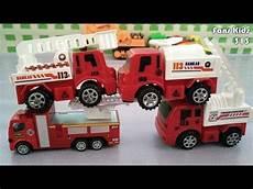 koleksi mainan mobil pemadam kebakaran i toys fire rescue