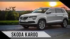 skoda karoq 2018 test review fahrbericht