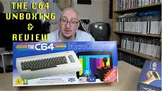 c64syc the c64 unboxing review youtube