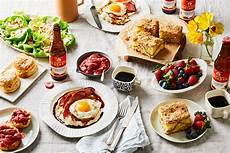 a southern inspired brunch that pulls out all the stops