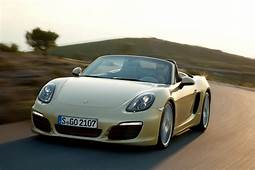 Porsche Still Considering New Entry Level Sports Car