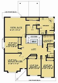 2 story craftsman house plans two story craftsman home plan with second level master