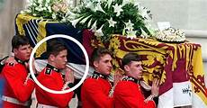 Soldier Who Carried Princess Diana S Coffin At Funeral