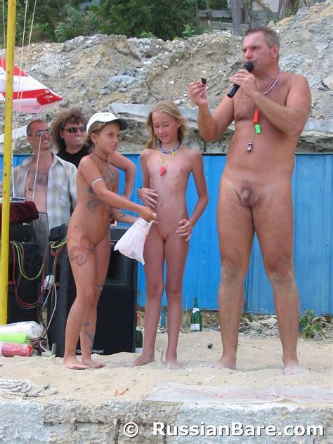 Junior Nudist Contest Video