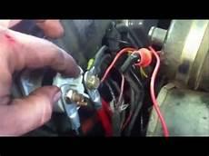 1988 F350 No Crank No Start