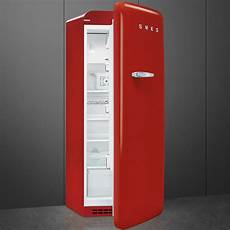 Smeg Retro Kühlschrank - fridge fab28qr1 smeg smeg uk