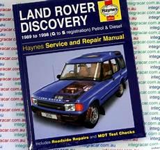 book repair manual 2002 land rover discovery user handbook land rover discovery repair manual 1989 1998 workshop car manuals repair books information