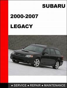 auto repair manual free download 2007 subaru legacy regenerative braking subaru legacy 2000 2007 workshop service repair manual download m