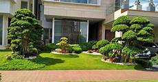 20 Desain Taman Gaya Modern Tukang Taman Surabaya