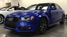 nogaro blue special edition audi s4 available at audi denver youtube