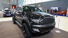 2018 Ford Ranger Wildtrak Exterior And Interior