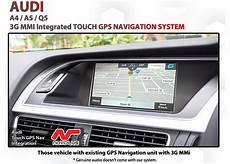 audi a4 a5 q5 3g mmi audio touch gps sat nav upgrade with
