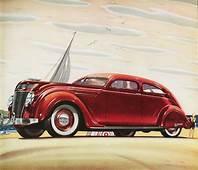 Chrysler Airflow  Vintage Cars