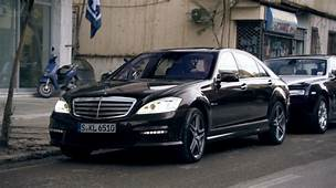 IMCDborg 2010 Mercedes Benz S 65 AMG W221 In Top Gear