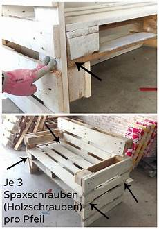 gartenmöbel aus europaletten bauanleitung m 246 bel aus paletten bauen anleitung pallets m 246 bel aus