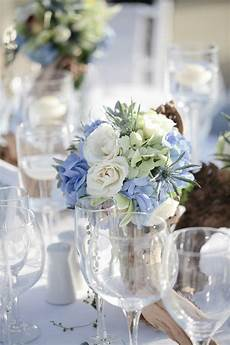 wedding flower ideas blue and white blue and white wedding flowers elizabeth designs the wedding blog