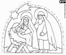 Ausmalbilder Weihnachten Heilige Familie Malvorlagen Die Heilige Familie In Der N 228 He Bethlehem