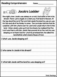 poetry comprehension worksheets year 2 25389 jacob s ladder reading comprehension worksheet bible study curriculum