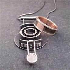 sterling silver ring holder necklace mens ring holding pendant large unisex ring holder
