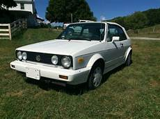 old cars and repair manuals free 1988 volkswagen type 2 transmission control 1988 volkswagen cabriolet triple white manual transmission for sale in staunton virginia