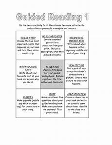 guided reading activities by ourthreesons teaching resources tes