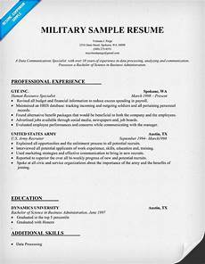 military resume sle could be helpful when working with post deployment soldiers who are