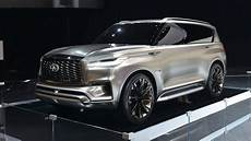 Infiniti Qx80 New Model 2020 by 2019 Infiniti Qx80 Gets Redesigned And New Platform