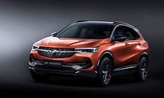 2020 buick encore revealed at 2019 shanghai auto show