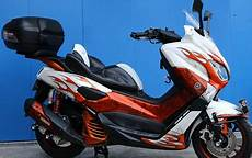 Modifikasi Nmax Terbaru by Modifikasi Motor Yamaha 2016 Foto Modifikasi Yamaha Nmax