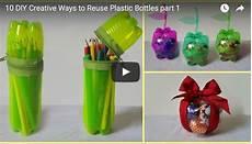 10 tipps was du aus plastikflaschen basteln kannst