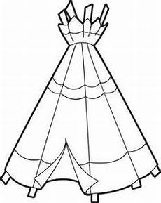 american indians printable coloring pages