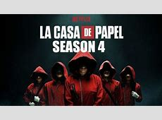 money heist season 4 release