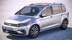 Volkswagen Touran R Line 2018