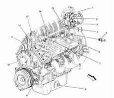 2005 Pontiac Bonneville Pcv Valve Engine Mechanical