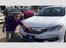2016 Honda Accord EX L   YouTube