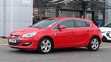 Opel Astra Rot - 2012 62 plate vauxhall astra 1 7 cdti 130ps ecoflex sri