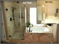 Bathroom Before And After Modern by Bathroom Modern Minimalist Bathroom Remodeling Bathtub And