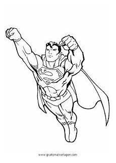 Superhelden Ausmalbilder Zum Drucken Malvorlage Superman Superman 49 Malvorlagen F 252 R Jungen