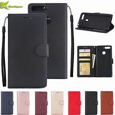 Y6 Prime 2018 Leather On For Huawei Y6 Prime 2018 Y 6