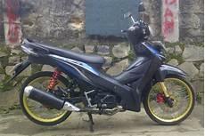 Modifikasi Motor Revo by 6 Modifikasi Motor Honda Revo Yang Tak Elegan