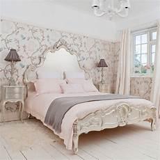 sylvia silver leaf bed bedroom company